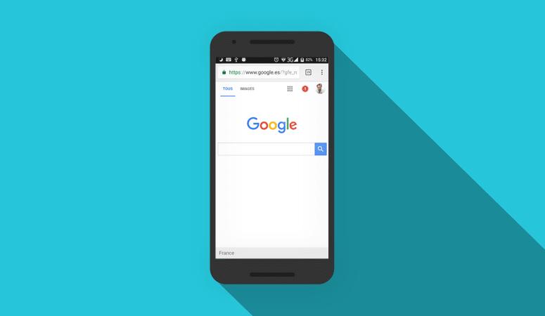 Recherches Internationales avec Google