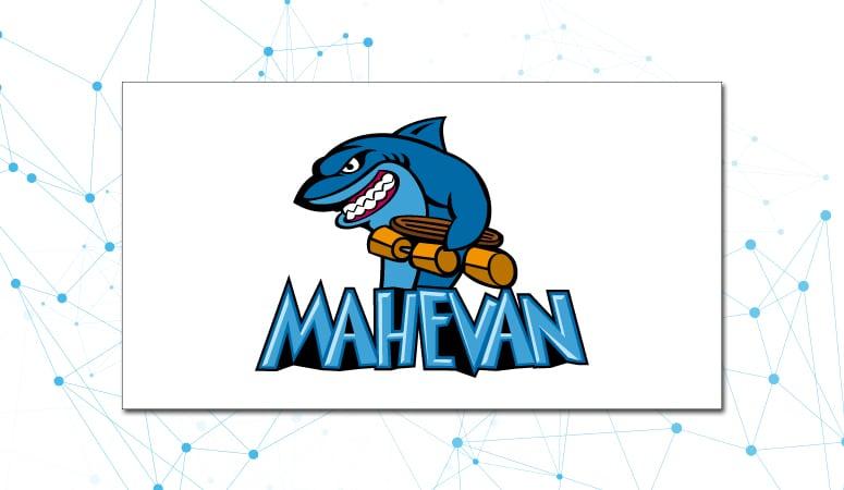 Création du logo de Mahevan