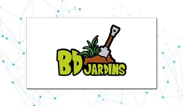 Création du logo de BD Jardins