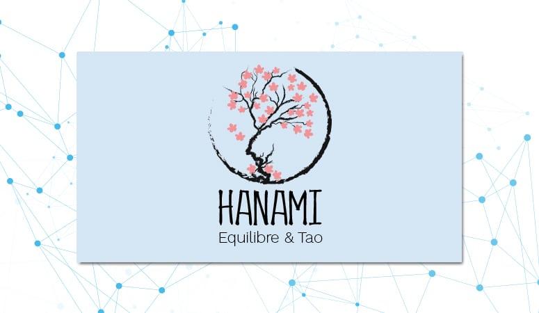 Création du logo de Hanami