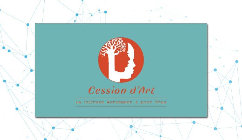 Création du logo de Cession d'Art