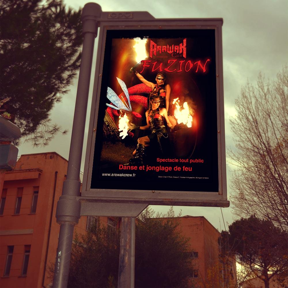 Promotion tournée | Graphiste à Muret