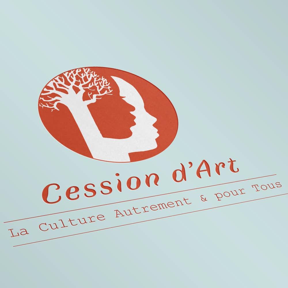 Création du logo d'une professeure d'histoire de l'art