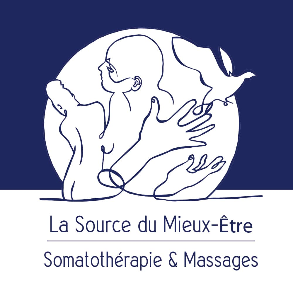 Création du logo d'une somothérapeute