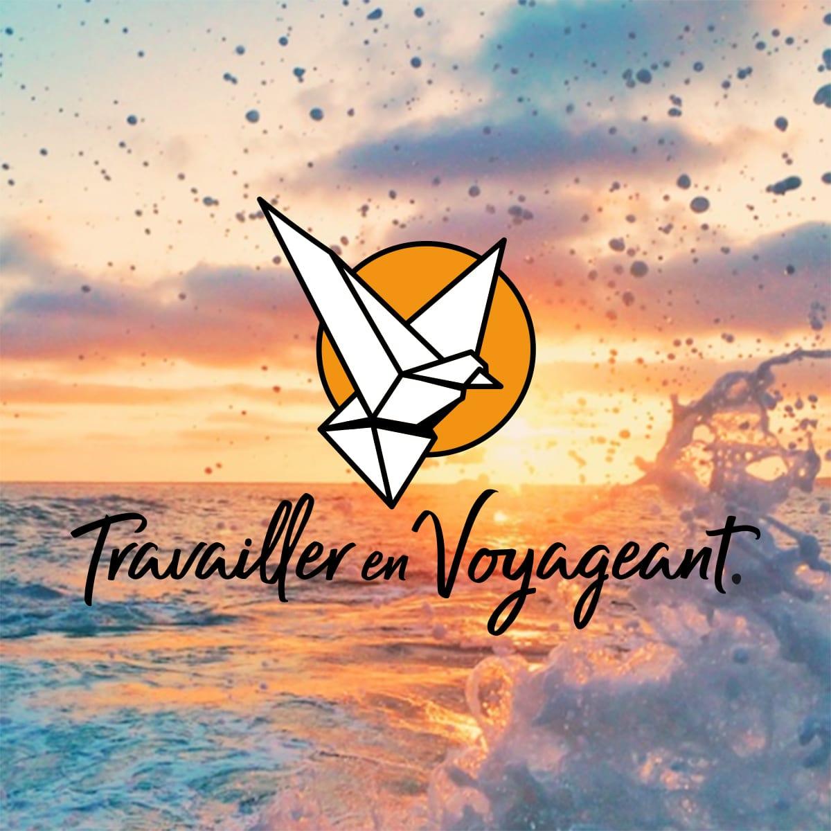 Création du logo du blog d'Adrien Asselineau