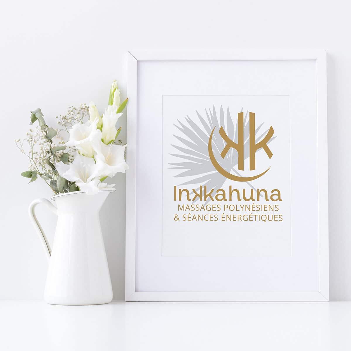 Création du logo d'une énergéticienne