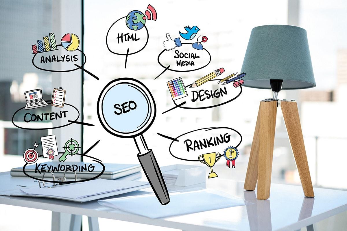 SEO - Search Enginer Optimization - Référencement naturel